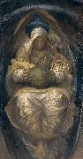 Georeg frederic watts,O.M.S,R.A. The All Pervading oil painting